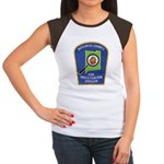 Dutchess Fire Investigation Women's Cap Sleeve T-S