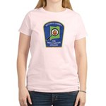 Dutchess Fire Investigation Women's Pink T-Shirt