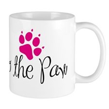 9_talk to paw Mug