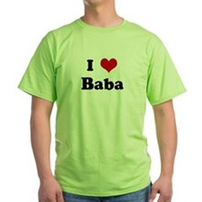 I Love Baba T-Shirt