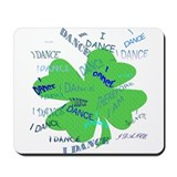 Irish Dance Mousepad