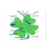Irish Dance Postcards (Package of 8)
