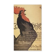 cocorico-tile-steinlen Wall Decal