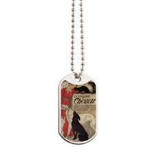 steinlen_cheron Dog Tags