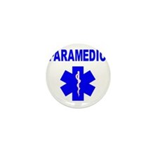 Paramedic Mini Button