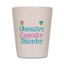 obsessivecupcakewh Shot Glass
