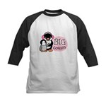Big Cousin Kids Baseball Jersey - Penguin