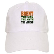 BRENT- the legend Baseball Cap