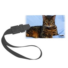 Bengal Cat 9W052D-023 Luggage Tag