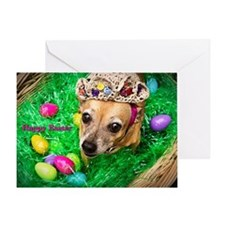 EasterBonnet Greeting Card