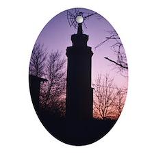 Windmill0002 Oval Ornament