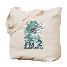 Two Million Years Old Tote Bag