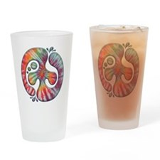 60s-blob-peace-LTT Drinking Glass