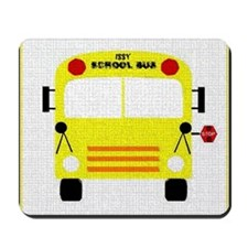bus-A Mousepad