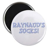 Raynaud's Sucks! Magnet