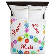 rat Queen Duvet