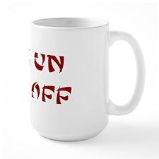 Wax-on-wax-off-(white-shirt) Mug