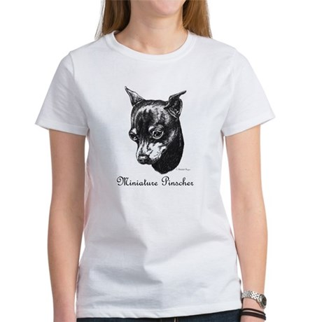 Min Pin Women's T-Shirt