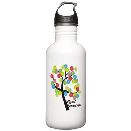 Great Grandma Stainless Water Bottle 1.0L