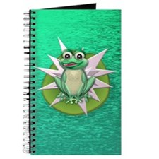 Princess frog Journal