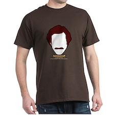 Anchorman Hair T-Shirt