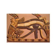 EYE of HERU Rectangle Magnet