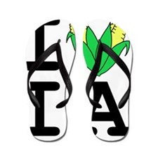 IheartIA v1 Flip Flops
