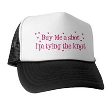 Buy Me A Shot - Hot Pink Hat
