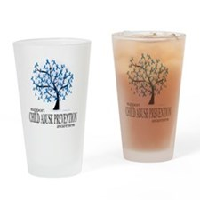 Child-Abuse-Tree Drinking Glass