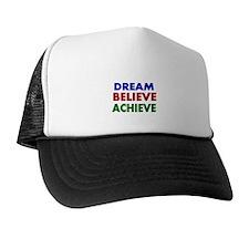 Dream Believe Achieve Hat