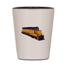 Train Engine: Chesapeake Colors Shot Glass