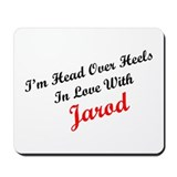 In Love with Jarod Mousepad