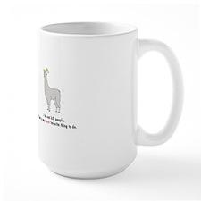 Llamas-D2-Mug Mug
