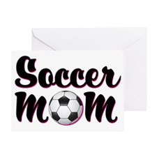 soccer_mom Greeting Card