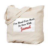 In Love with Jamel Tote Bag