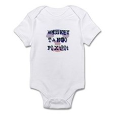 WTF? Infant Bodysuit