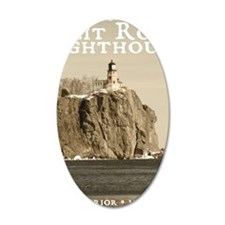 Split Rock Lighthouse State  Wall Decal