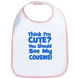 Think I'm Cute? CousinS {Plur Bib