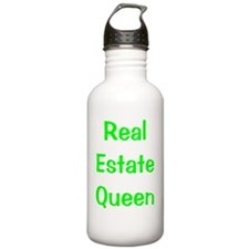 Real Estate Water Bottle
