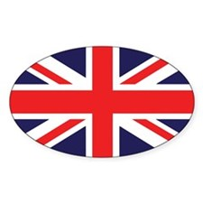 Union Jack Decal