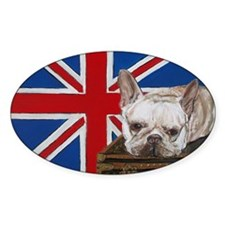 FrenchBull 5x7 Decal
