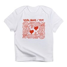 Red Heart Design Infant T-Shirt