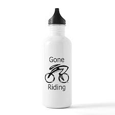 Gone_riding Water Bottle