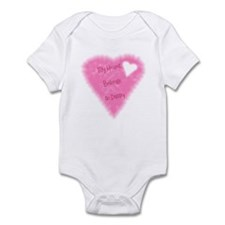 My Heart Belongs To Daddy Infant Bodysuit