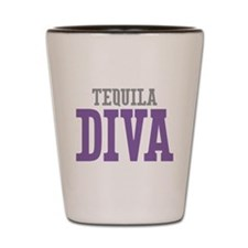 Tequila DIVA Shot Glass