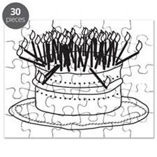cakenew50-plain Puzzle