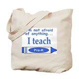 TEACH PRE-K Tote Bag