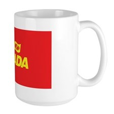 Lada_USSR_historic_flag_tall Mug