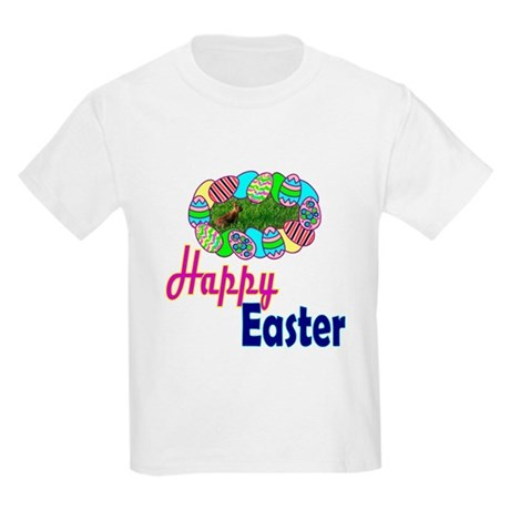 Happy Easter Bunny Kids T-Shirt