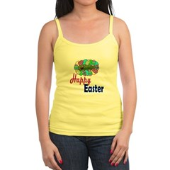 Happy Easter Bunny Jr. Spaghetti Tank